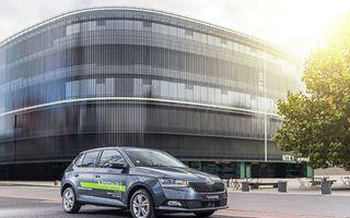Skoda a lansat o platformă de car-sharing pentru studenți: proiectul Uniqway va fi testat inițial în Praga