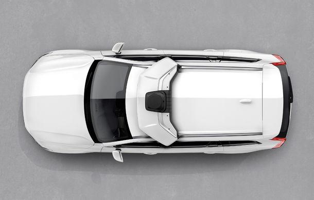 Volvo prezintă o versiune autonomă pentru XC90: SUV-ul a fost echipat cu sisteme autonome dezvoltate de Uber - Poza 6