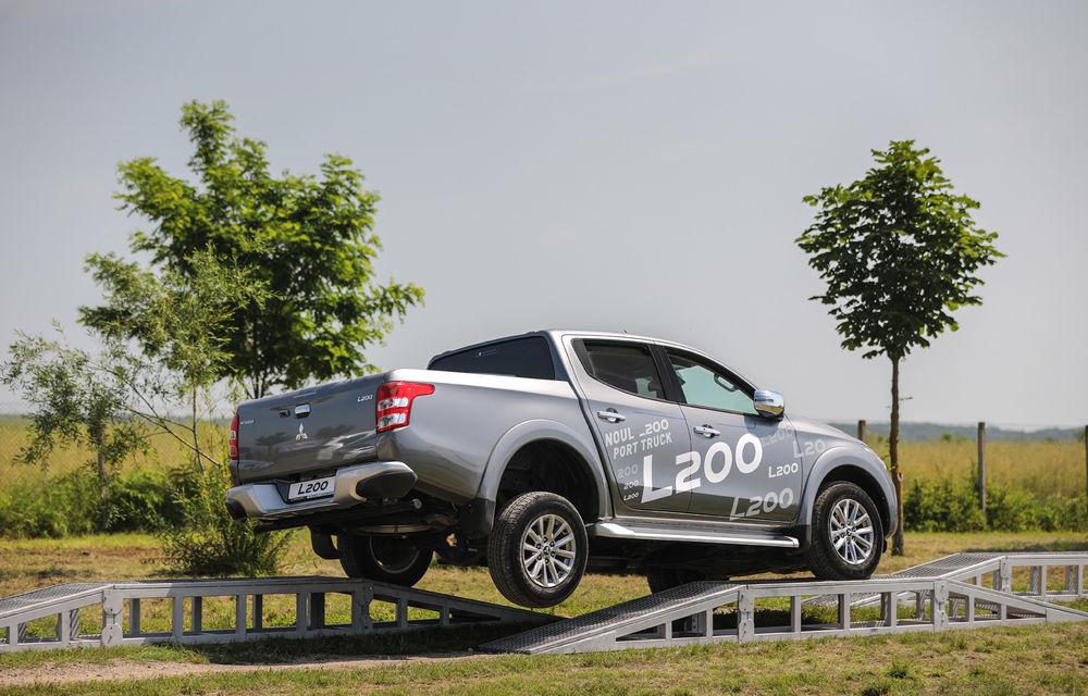 Galerie foto: Mitsubishi Off Road Day: clienții au testat abilitățile SUV-urilor japoneze pe teren accidentat - Poza 2