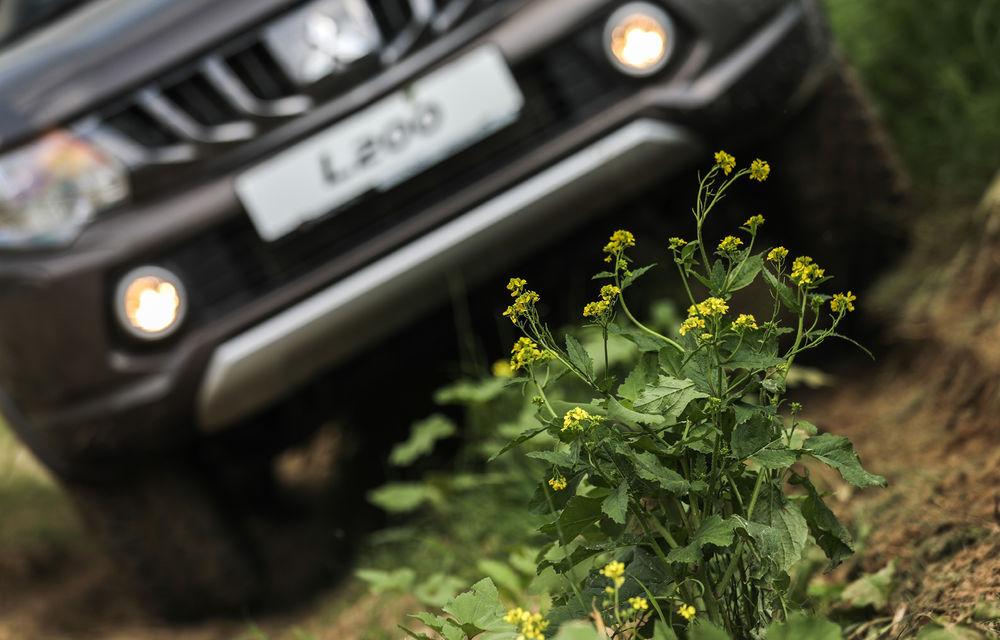 Galerie foto: Mitsubishi Off Road Day: clienții au testat abilitățile SUV-urilor japoneze pe teren accidentat - Poza 9