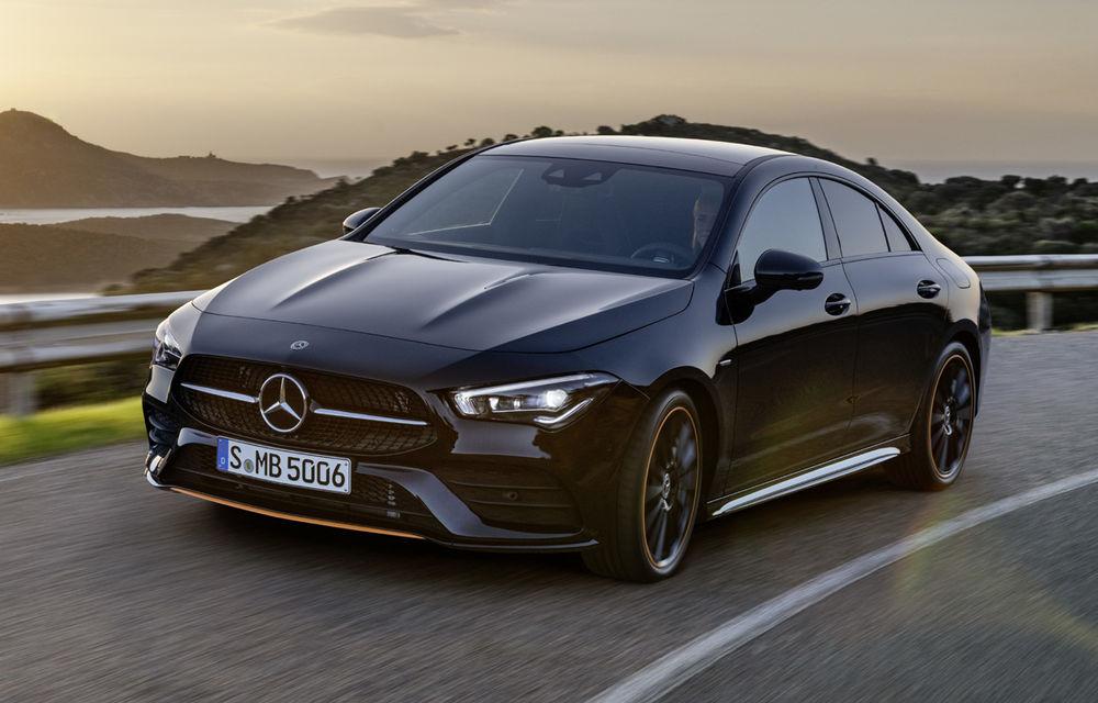 Vânzări premium în luna mai: Mercedes-Benz rămâne lider, dar BMW este singurul constructor de top în creștere - Poza 1