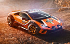 Conceptul Lamborghini Huracan Sterrato ar putea intra în producția de serie: lansare așteptată în 2021