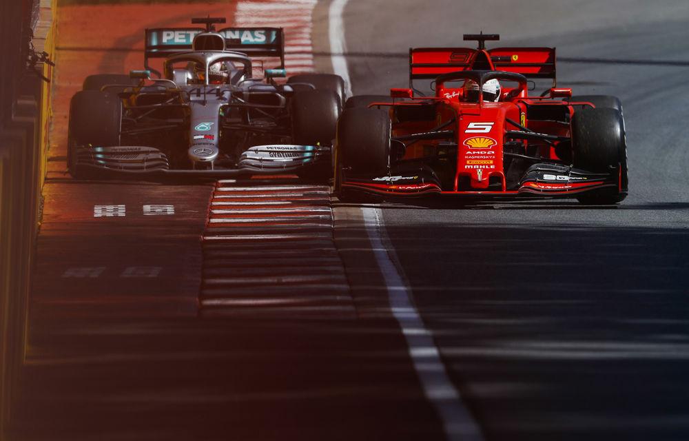 Ferrari renunță, dar nu se predă: Scuderia nu mai face apel la penalizarea lui Vettel, dar strânge dovezi prin care anuleze sancțiunea - Poza 1