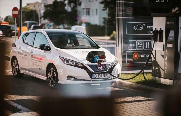 #ElectricRomânia. Jurnal de bord, ziua 1. București - Bacău sau ziua de acomodare cu cele 5 electrice din caravană - Poza 54