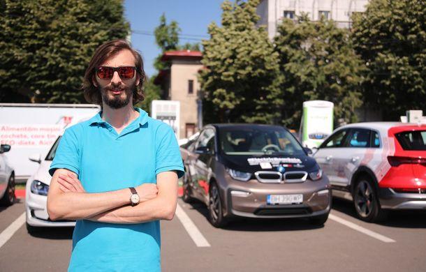 #ElectricRomânia. Jurnal de bord, ziua 1. București - Bacău sau ziua de acomodare cu cele 5 electrice din caravană - Poza 63
