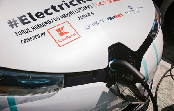 #ElectricRomânia. Jurnal de bord, ziua 1. București - Bacău sau ziua de acomodare cu cele 5 electrice din caravană - Poza 40