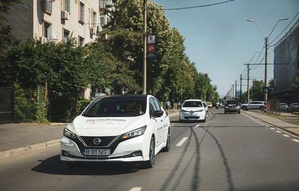 #ElectricRomânia. Jurnal de bord, ziua 1. București - Bacău sau ziua de acomodare cu cele 5 electrice din caravană - Poza 15