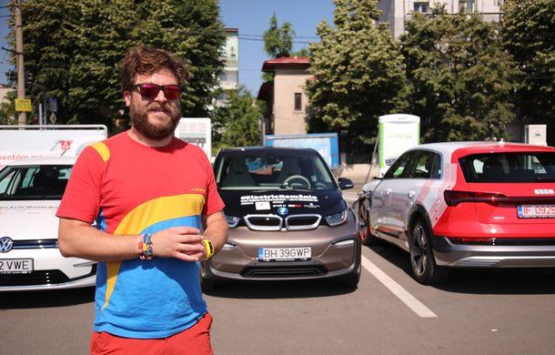 #ElectricRomânia. Jurnal de bord, ziua 1. București - Bacău sau ziua de acomodare cu cele 5 electrice din caravană - Poza 62