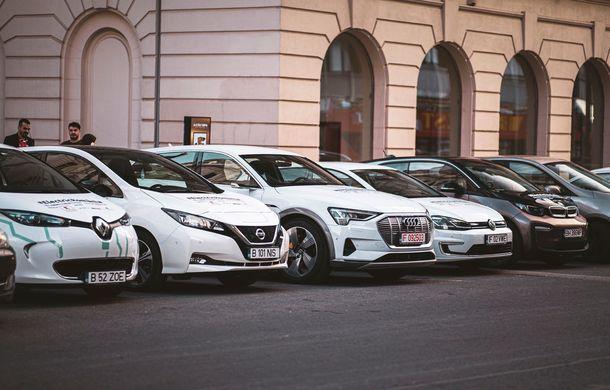 #ElectricRomânia. Jurnal de bord, ziua 1. București - Bacău sau ziua de acomodare cu cele 5 electrice din caravană - Poza 4