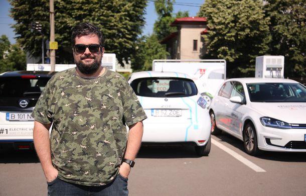 #ElectricRomânia. Jurnal de bord, ziua 1. București - Bacău sau ziua de acomodare cu cele 5 electrice din caravană - Poza 60