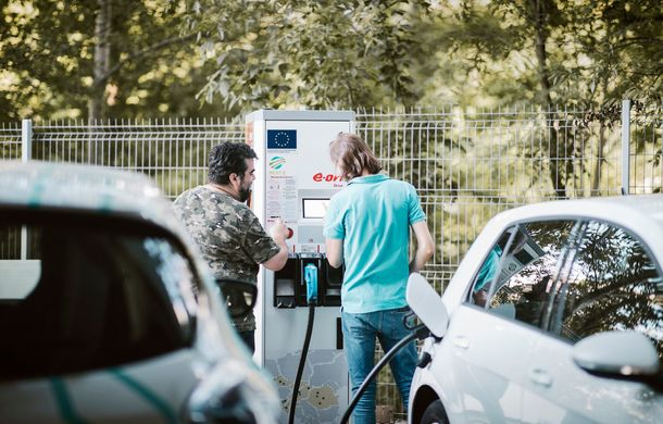 #ElectricRomânia. Jurnal de bord, ziua 1. București - Bacău sau ziua de acomodare cu cele 5 electrice din caravană - Poza 56