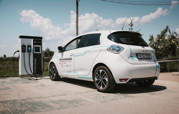 #ElectricRomânia. Jurnal de bord, ziua 1. București - Bacău sau ziua de acomodare cu cele 5 electrice din caravană - Poza 41
