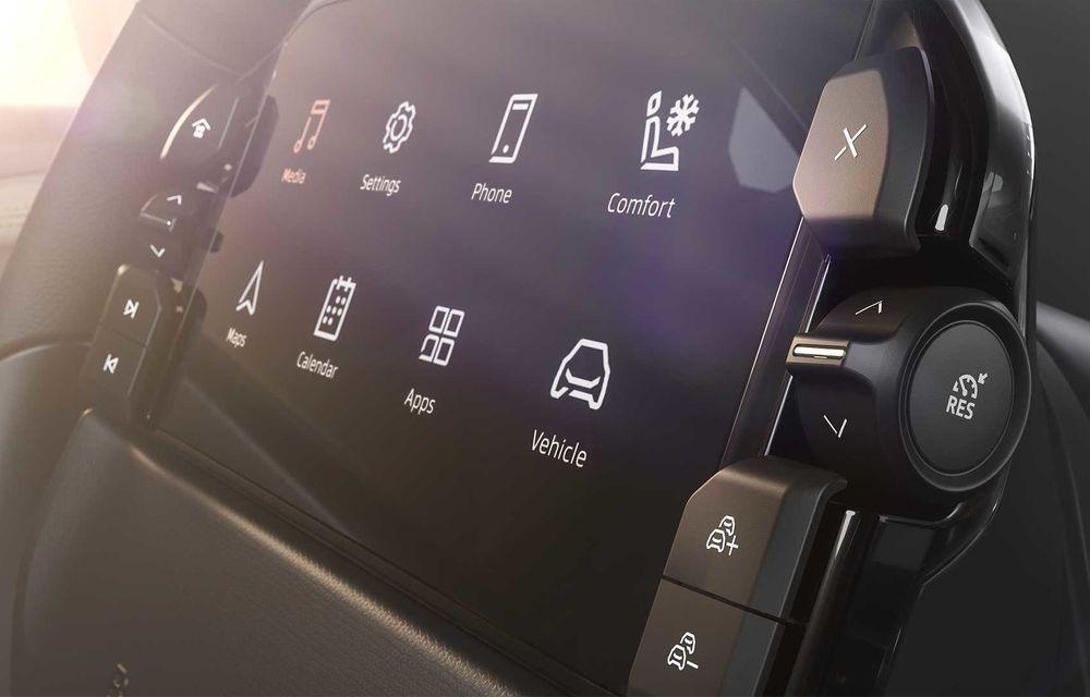 Primele imagini cu interiorul viitorului M-Byte: SUV-ul electric Byton va ajunge în Europa în 2020 - Poza 4