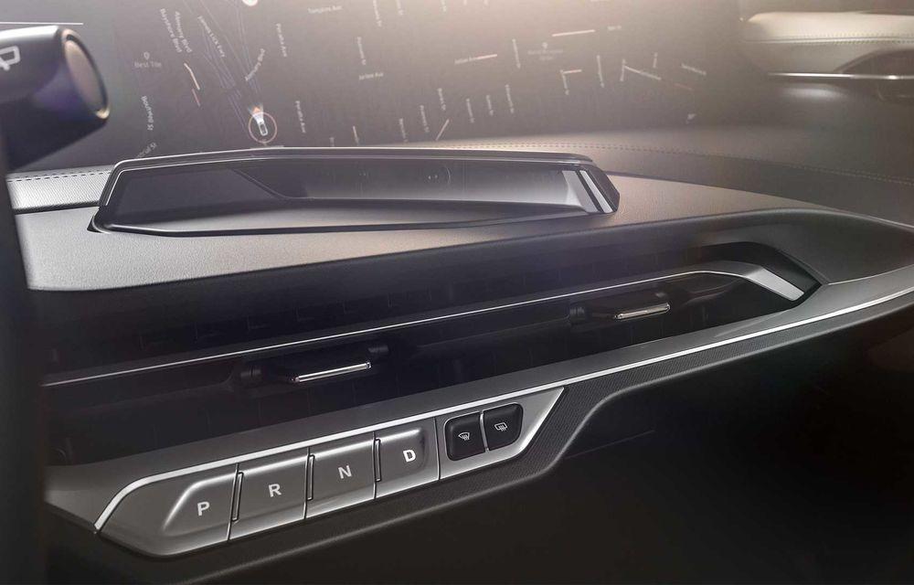 Primele imagini cu interiorul viitorului M-Byte: SUV-ul electric Byton va ajunge în Europa în 2020 - Poza 2