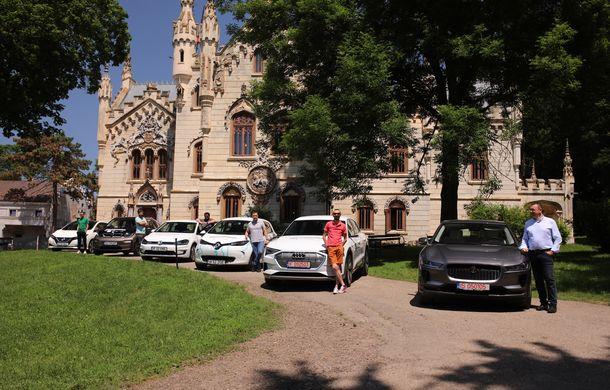 #ElectricRomania. Jurnal de bord, ziua 2. De la Bacău la Iași: o zi relaxantă pe dealurile Moldovei - Poza 30
