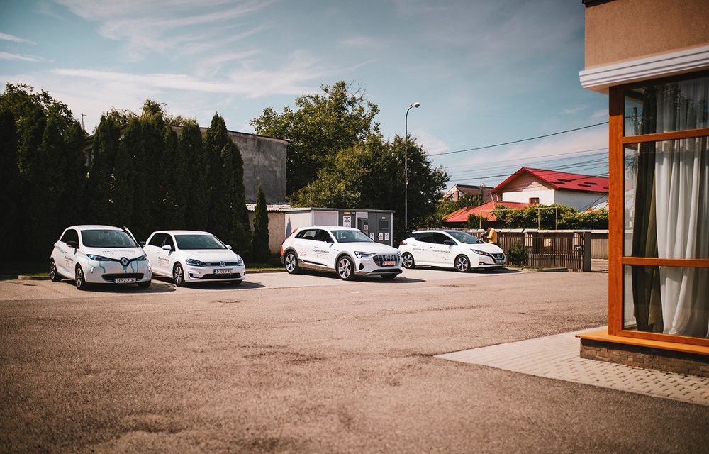 #ElectricRomania. Jurnal de bord, ziua 2. De la Bacău la Iași: o zi relaxantă pe dealurile Moldovei - Poza 53