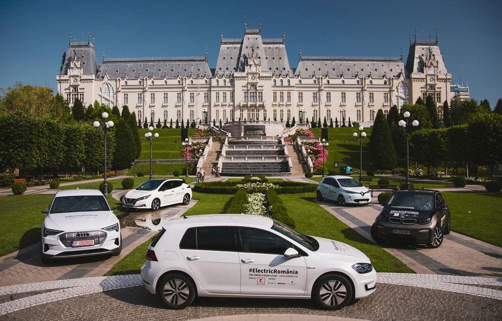#ElectricRomânia. Jurnal de bord, ziua 3. De la Iași la Târgu Mureș: am trecut cu bine de cea mai lungă zi a turului - Poza 1