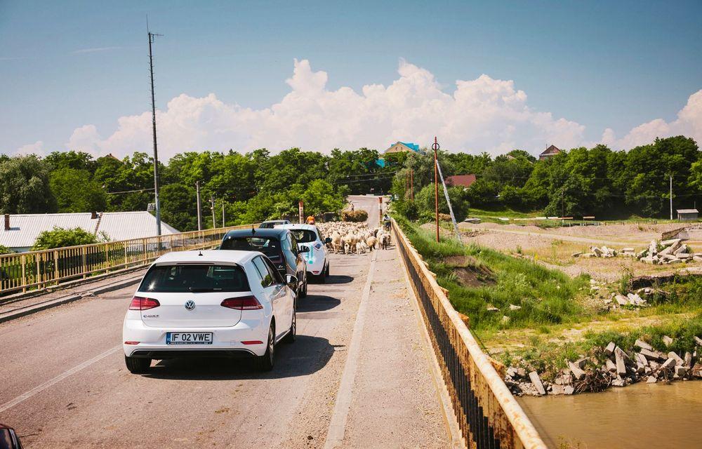 #ElectricRomânia. Jurnal de bord, ziua 3. De la Iași la Târgu Mureș: am trecut cu bine de cea mai lungă zi a turului - Poza 24