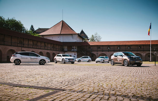 #ElectricRomânia. Jurnal de bord, ziua 4. De la Târgu Mureș la Oradea: Sprint de-a latul Transilvaniei - Poza 1