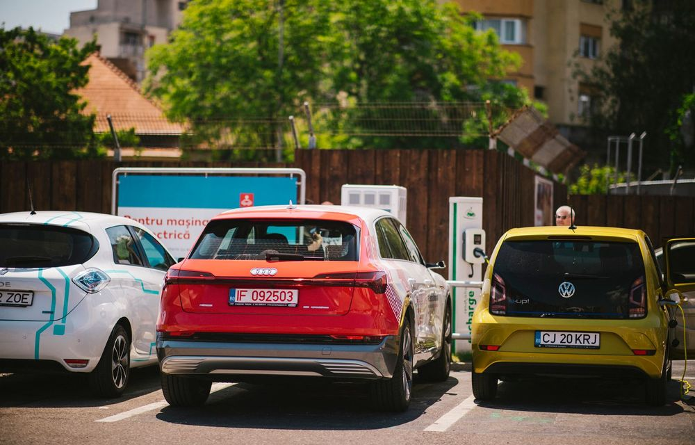 #ElectricRomânia. Jurnal de bord, ziua 4. De la Târgu Mureș la Oradea: Sprint de-a latul Transilvaniei - Poza 38