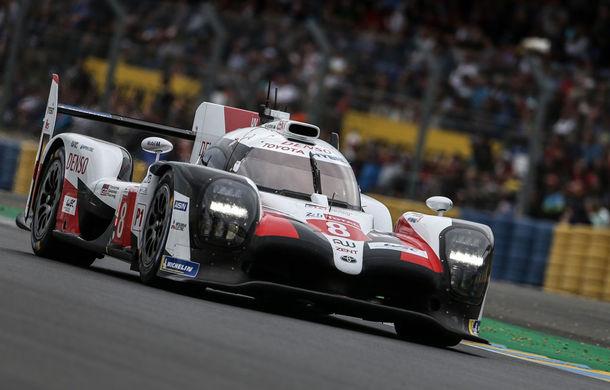 Rezumat video de 60 de minute: Toyota a câștigat Cursa de 24 de ore de la Le Mans cu echipajul #8 Alonso, Nakajima și Buemi după o pană a echipajului #7 - Poza 3