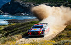 Dani Sordo a câștigat dramatic Raliul Italiei pentru Hyundai după o defecțiune tehnică a lui Tanak! Tempestini, podium la clasa WRC2