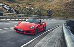 """Teaser pentru Porsche 718 Boxster Spyder: """"Ești pregătit? Vine o furtună"""""""