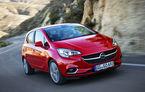 Germania a cerut Opel un recall pentru modelele Adam și Corsa: emisiile motoarelor pe benzină ar fi fost peste limitele admise