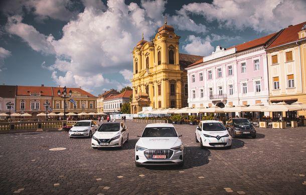 #ElectricRomânia. Jurnal de bord, ziua 5. Oradea - Timișoara: de la Piața Unirii la Piața Unirii - Poza 1