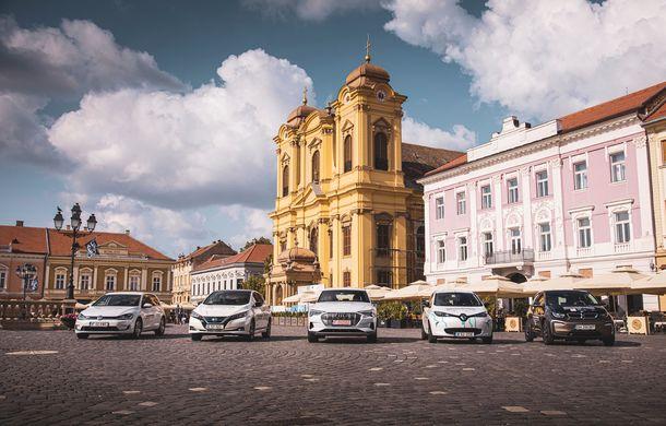 #ElectricRomânia. Jurnal de bord, ziua 5. Oradea - Timișoara: de la Piața Unirii la Piața Unirii - Poza 13