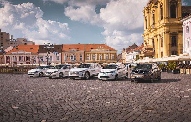 #ElectricRomânia. Jurnal de bord, ziua 5. Oradea - Timișoara: de la Piața Unirii la Piața Unirii - Poza 14