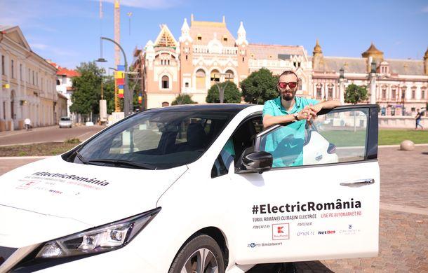#ElectricRomânia. Jurnal de bord, ziua 5. Oradea - Timișoara: de la Piața Unirii la Piața Unirii - Poza 3