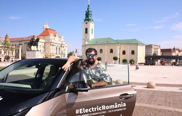 #ElectricRomânia. Jurnal de bord, ziua 5. Oradea - Timișoara: de la Piața Unirii la Piața Unirii - Poza 7