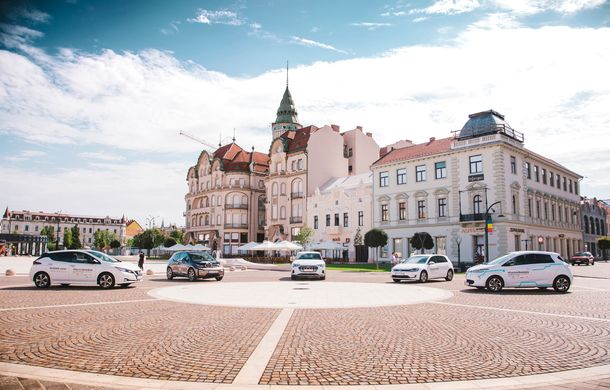 #ElectricRomânia. Jurnal de bord, ziua 5. Oradea - Timișoara: de la Piața Unirii la Piața Unirii - Poza 55