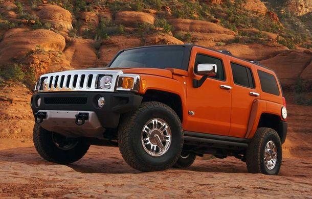 """General Motors se gândește la renașterea Hummer ca brand electric: """"Este o idee, analizăm toate variantele"""" - Poza 1"""