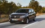 Înmatriculările Dacia au crescut în Europa cu aproape 8% în luna mai: peste 58.000 de unități și o cotă de piață de 4%