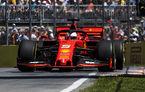 Ferrari a cerut oficial rejudecarea penalizării lui Vettel din Canada: Scuderia nu a oferit detalii despre noile dovezi
