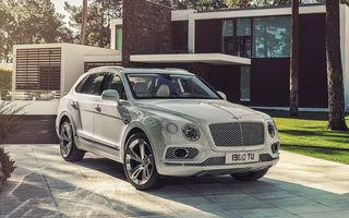 Bentley va lansa primul model electric până în 2025: toate modelele constructorului vor avea versiuni hibride până în 2023