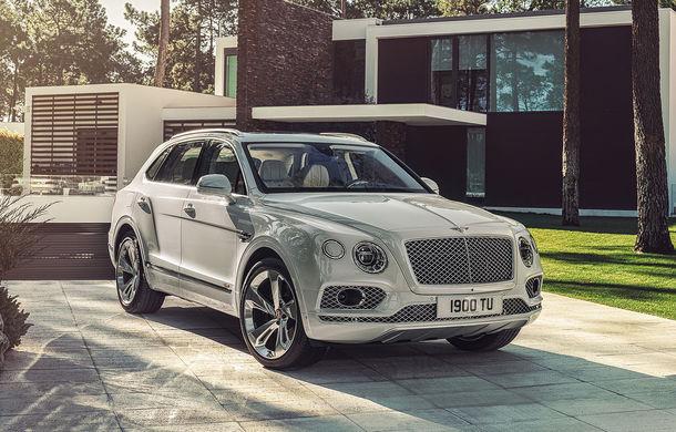 Bentley va lansa primul model electric până în 2025: toate modelele constructorului vor avea versiuni hibride până în 2023 - Poza 1