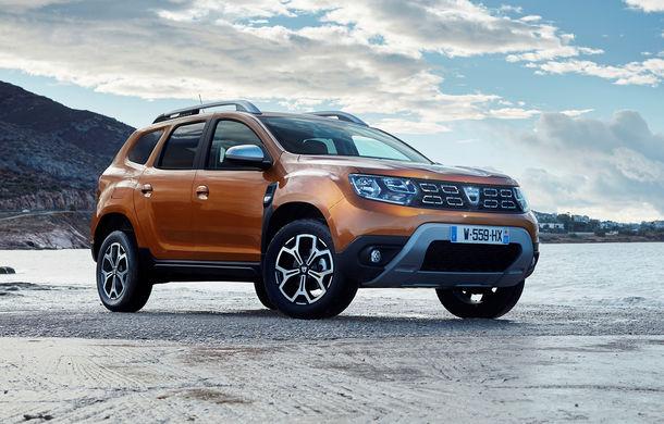 """Dacia sugerează că va lansa mai multe modele derivate din Duster: """"Provocarea este ca Duster să aibă surori"""" - Poza 1"""