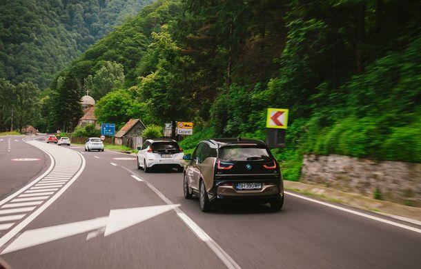 #ElectricRomânia: Jurnal de bord, ultima zi. Sibiu-București: Final în turul electric - Poza 25