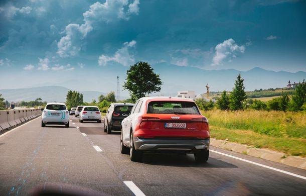 #ElectricRomânia: Jurnal de bord, ultima zi. Sibiu-București: Final în turul electric - Poza 22
