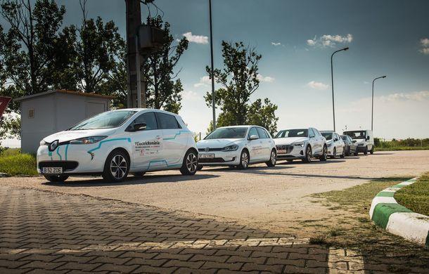 #ElectricRomânia: Jurnal de bord, ultima zi. Sibiu-București: Final în turul electric - Poza 42