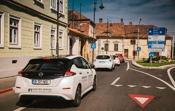 #ElectricRomânia: Jurnal de bord, ultima zi. Sibiu-București: Final în turul electric - Poza 14