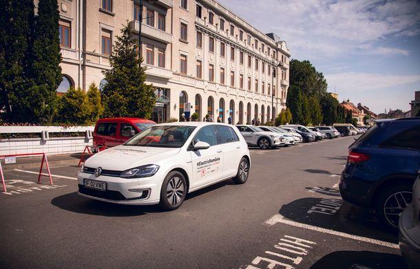#ElectricRomânia: Jurnal de bord, ultima zi. Sibiu-București: Final în turul electric - Poza 13