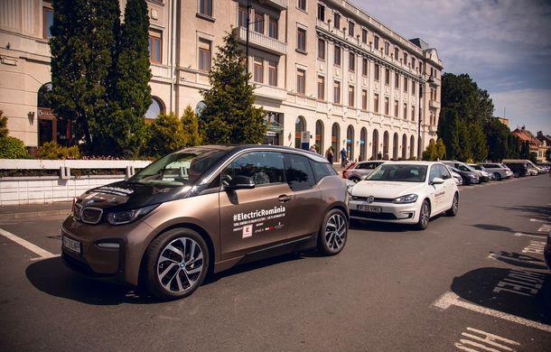 #ElectricRomânia: Jurnal de bord, ultima zi. Sibiu-București: Final în turul electric - Poza 12