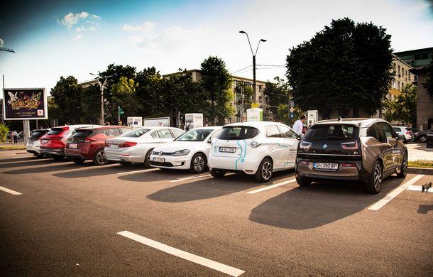 #ElectricRomânia: Jurnal de bord, ultima zi. Sibiu-București: Final în turul electric - Poza 56