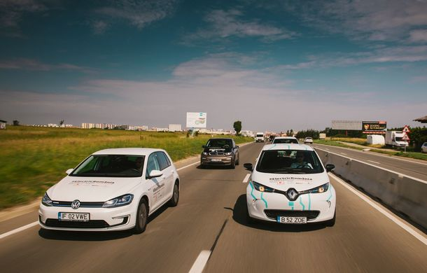 #ElectricRomânia: Jurnal de bord, ultima zi. Sibiu-București: Final în turul electric - Poza 20