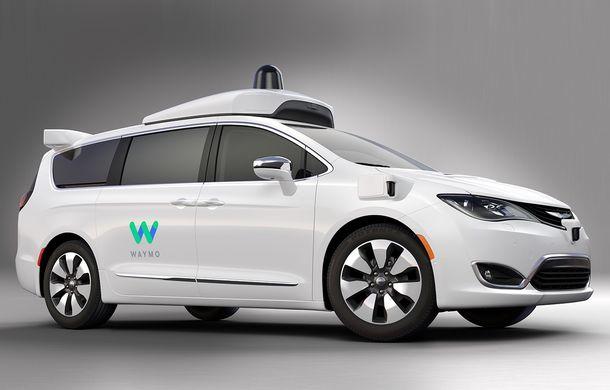 Alianța Renault-Nissan a semnat un parteneriat cu divizia Waymo de la Google: servicii de mobilitate cu mașini autonome - Poza 1
