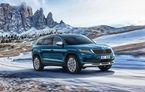 Skoda pregătește un facelift pentru Kodiaq: varianta îmbunătățită a SUV-ului din Cehia va fi prezentată în 2020